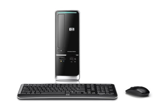 HP Pavilion Slimline s5660f Desktop PC - Black