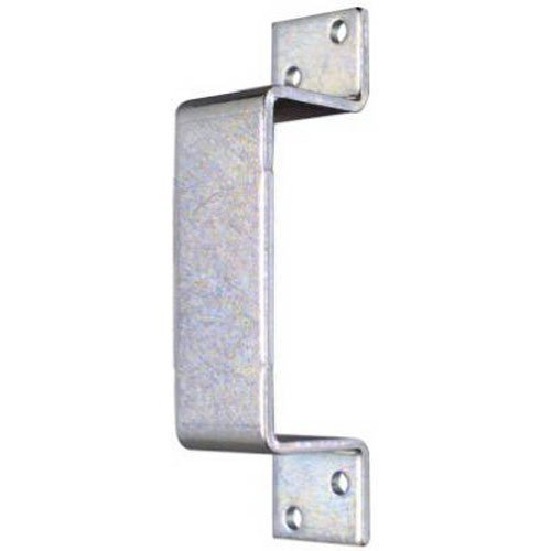 National Mfg. N235291 Closed Bar Holder For Use With 2x4 For doors, Zinc (Open Bar Holder compare prices)