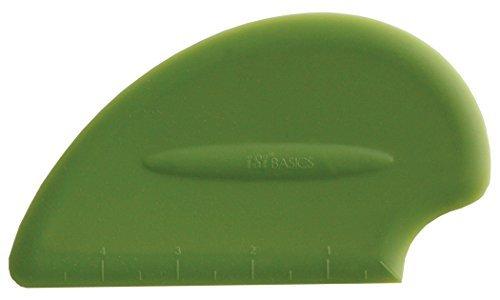 iSi North America B10004 Silicone Scraper Spatula, Green by iSi North America (Isi Spoon Spatula compare prices)