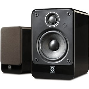 Q ACOUSTICS 2010i SPEAKERS (PAIR) (GLOSS BLACK)