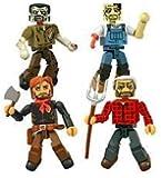 Diamond Select Toys San Diego Comic-Con 2013 The Walking Dead Hershel's Farm Minimates Box Set