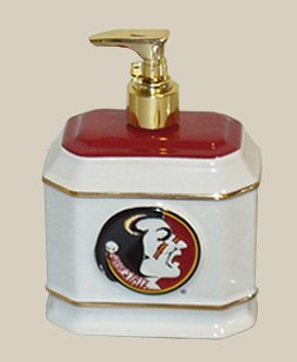 Florida State Seminoles Liquid Soap Dispenser