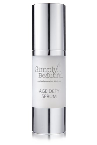 Simply Beautiful Crema anti età Age Defy antirughe viso e collo - Crema rigenerante anti età - 30 ml