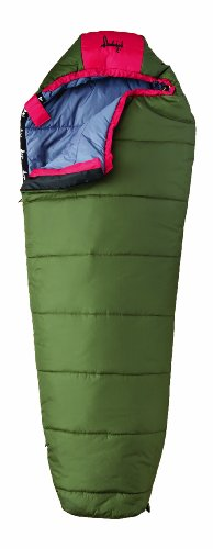 Slumberjack Lil Scout 40 Degree Youth Synthetic Sleeping Bag