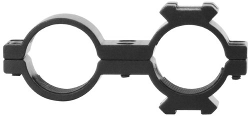 Lowest Price! NcStar 1 Scope Mount/12 Gauge Mag. Tube for 1 Flashlight/Laser (MS1M)