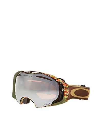 Oakley Máscara de Esquí AIRBRAKE Verde Militar