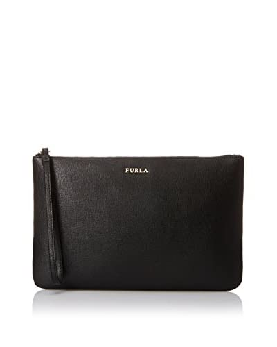 Furla Women's Royal XL Envelope, Onyx
