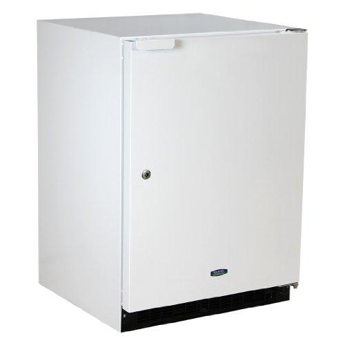 Marvel Scientific 6Cadm106 General Purpose Undercounter Refrigerator With Right Hinged Door, Stainless Steel Door Color, With Door Lock front-300990