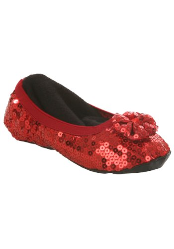 Kids Ruby Slippers (Small)