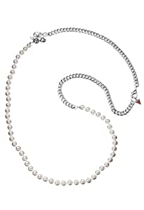 Guess Jewelry Charm G_UBN81019 Necklace for her Very trendy
