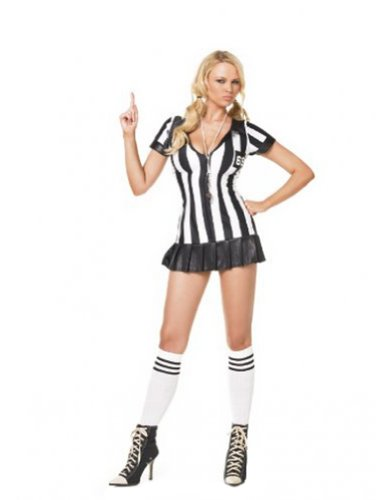 Leg Avenue Women's Referee Costume