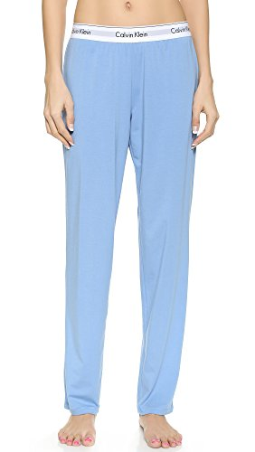 Calvin Klein Underwear Women'S Modern Cotton Pj Pants, Corsica, X-Small