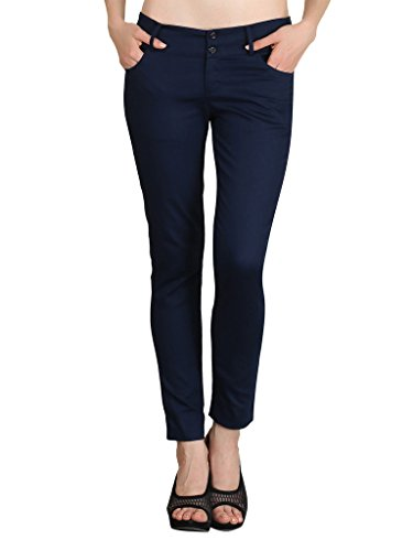 NGT-Womens-Formal-Navy-Blue-Trouser-in-Special-Quality