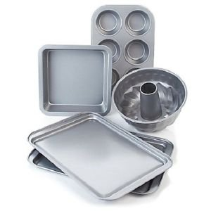 Wolfgang Puck Bistro Elite 5 piece Non-Stick Bakeware Set Cookware