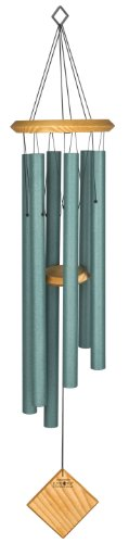 Woodstock Encore Collection Verdigris Chimes of Earth Windchime