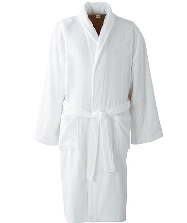 Terry Towelling Bathrobes 100% cotton in 2 sizes Plain Bath robes
