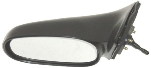 OE Replacement Toyota Corolla Driver Side Mirror Outside Rear View (Partslink Number TO1320144) (2001 Toyota Corolla Mirror compare prices)