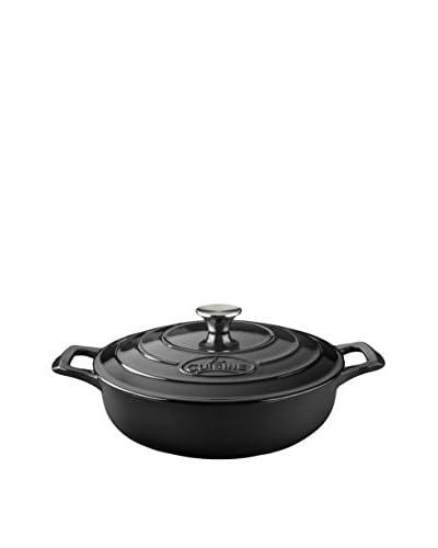 La Cuisine Traditional Slate Black 3.75-Qt. Sauté Casserole