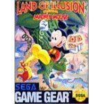 LAND OF ILLUSION - GAME GEAR - PAL