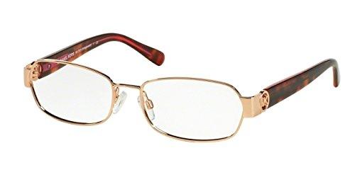 click photo to check price 1 michael kors amagansett mk7001 eyeglass frames 1003 54 rose - Michael Kors Eyeglasses Frames