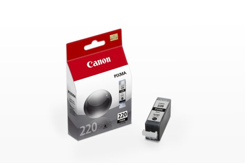 Canon PGI-220 Ink Tank (Black)