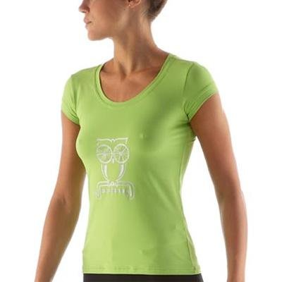 Image of Giordana 2011 Women's Technical Cycling Top - Green - gi-wtep-owls-gren (B001UECKVM)