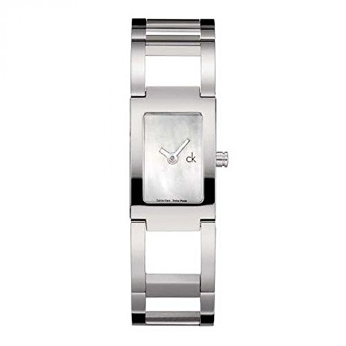 Calvin Klein Women's Watch silver/black K0421181
