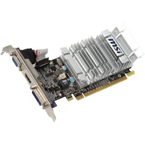MSI nVidia GeForce GT430 OC 1GB DDR3 PCI-Express Video Card