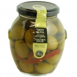 OLIVES STUFFED WITH FETA CHEESE 350G / 12.35OZ