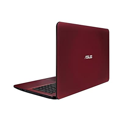 Asus A555LA-XX2066D 15.6-inch Laptop (Core i3-5010U/4GB/1TB/DOS/Integrated Graphics), Matte Red