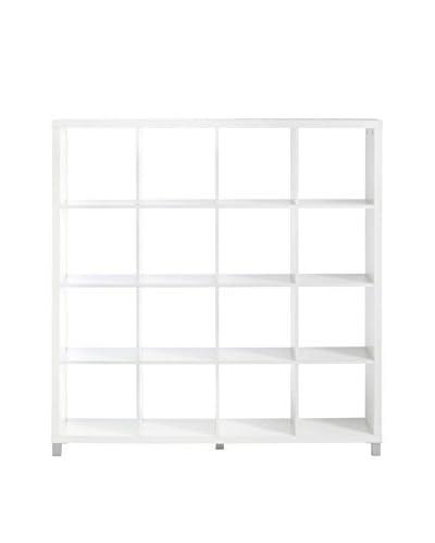 13 Casa Libreria B3 Bianco 146 x 29 x 153 cm