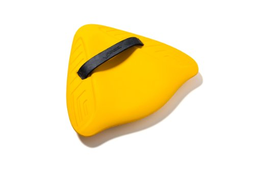 FINIS Trainingsgeräte Alignment Kickboard, Yellow, 1.05.042