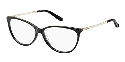 max-mara-1215-eyeglasses-0rhp-black-gold-55-13-140