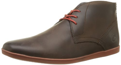 Base London Beach, Scarpe stringate uomo, Braun - Marron (201 Pull Up Brown), 43