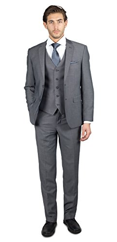 Alain-Dupetit-Mens-THREE-Piece-TR-StretchTech-Suit-in-Many-Colors