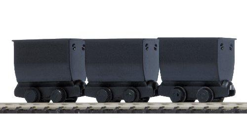 Busch 5021 H0f mining railway wagons