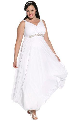 You Are Looking For Igigi By Yuliya Raquel Plus Size White Diamonds