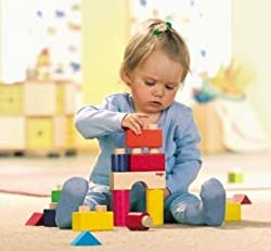 Fit Together Building Blocks (Set of 13) by Haba