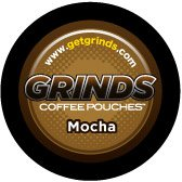 Grinds Coffee Pouches Mocha