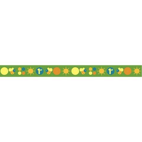 Pooh's 1st Birthday Streamer 30ft - 1
