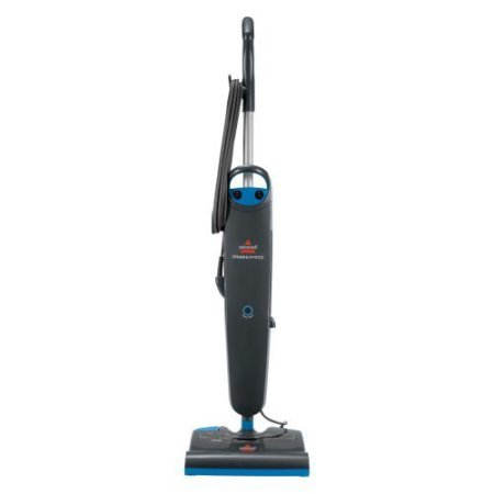 Bissell Steam and Sweep Hard Floor Steam Mop, Maneuverable swivel head Steams & Sweeps Hard Floors Includes 2 reusable mop pads (Bissell Lift Steam Cleaner compare prices)