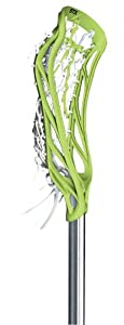 STX Ntrance Ladies Lacrosse Stick with Precision Pocket and Myth Aluminum Handle by STX