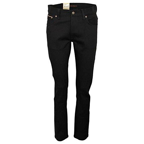 nudie-jeans-uomo-black-34w-x-30l