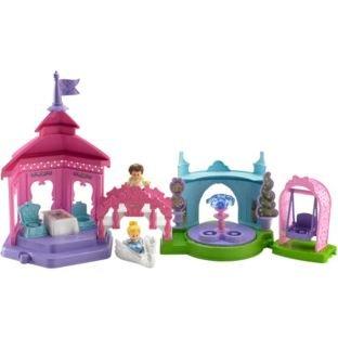 Fisher Price Little People Disney Princess Garden Tea Party