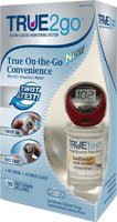Cheap True2Go Blood Glucose Monitor Kit (UHS-67F4H0181)