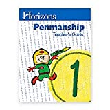 img - for Horizons 1st Grade Penmanship Teacher's Guide book / textbook / text book