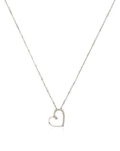 DIAMANTINI Conjunto de cadena y colgante Coeur Précieux