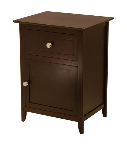 Cheapest Prices! Winsome Wood Beechwood End/Accent Table, Espresso
