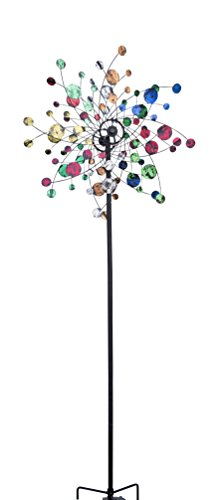 Confetti Kinetic Wind Spinner