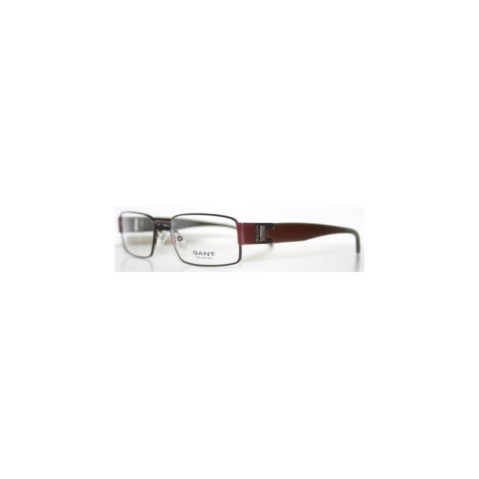 2a680d970f5 GANT WOLCOTT BROWN New Mens Optical Eyeglass Frame on PopScreen